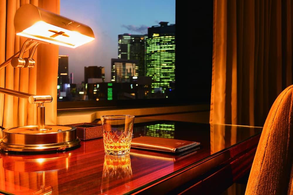 Habitación Deluxe con 2 camas individuales (Imperial Floor) - Vistas de la habitación
