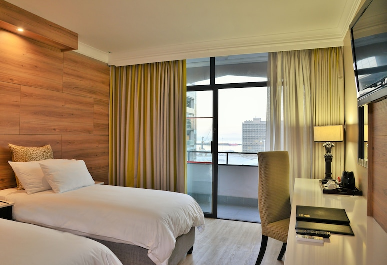Capetonian Hotel, Cape Town, Superior Double or Twin Room, 1 Bedroom, Guest Room