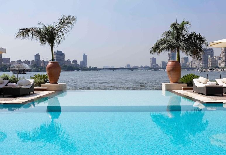 開羅尼羅河索菲特艾爾格茲拉酒店, 開羅, 泳池