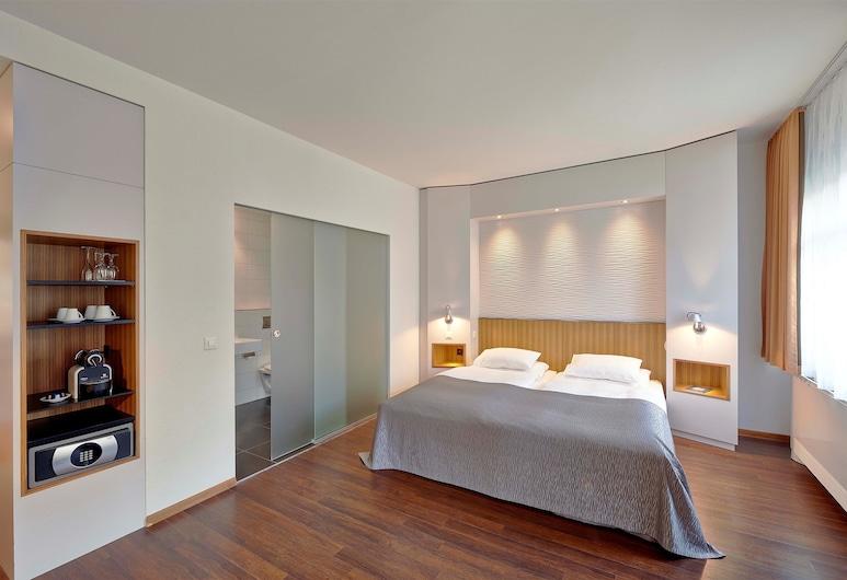 Sorell Hotel Rütli, Ciurichas, Standartinio tipo dvivietis kambarys, 2 viengulės lovos, Svečių kambarys