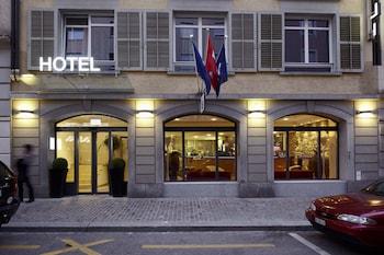 Bilde av Sorell Hotel Rütli i Zürich