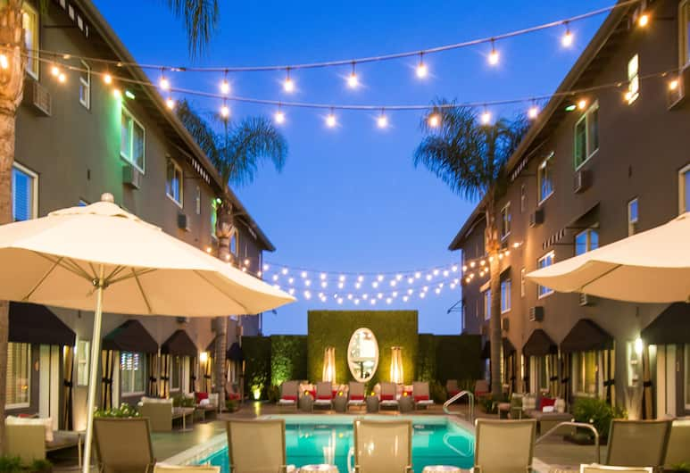 Grafton On Sunset, West Hollywood, Outdoor Pool