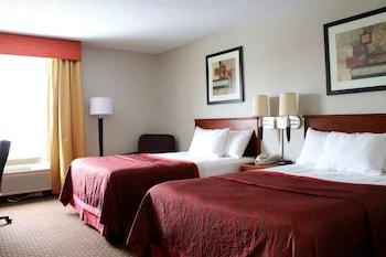 A(z) Days Inn & Suites by Wyndham Bloomington/Normal IL hotel fényképe itt: Bloomington