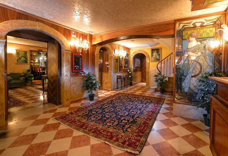 Antico Panada, Venetsia, Eteisaula