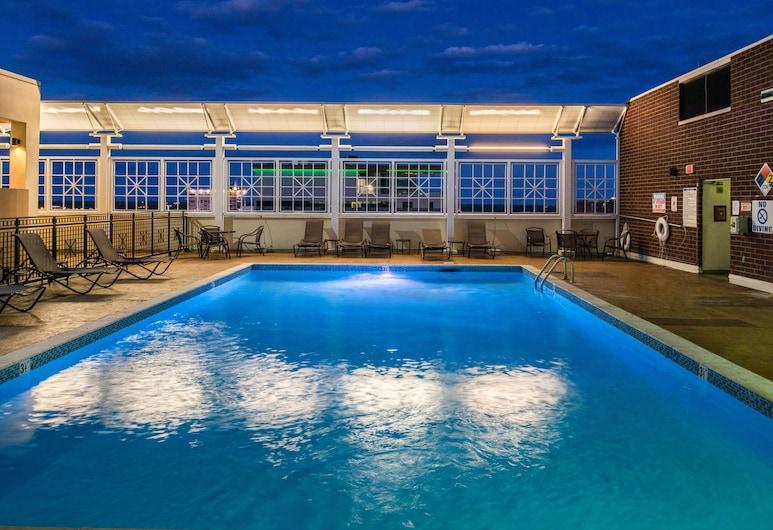 Holiday Inn Charlotte Center City, an IHG Hotel, Šarlotė, Stogo terasa