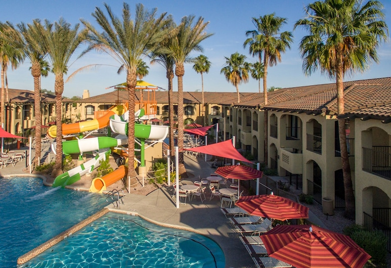 Holiday Inn Club Vacations Scottsdale Resort, an IHG Hotel, Scottsdale, Fachada