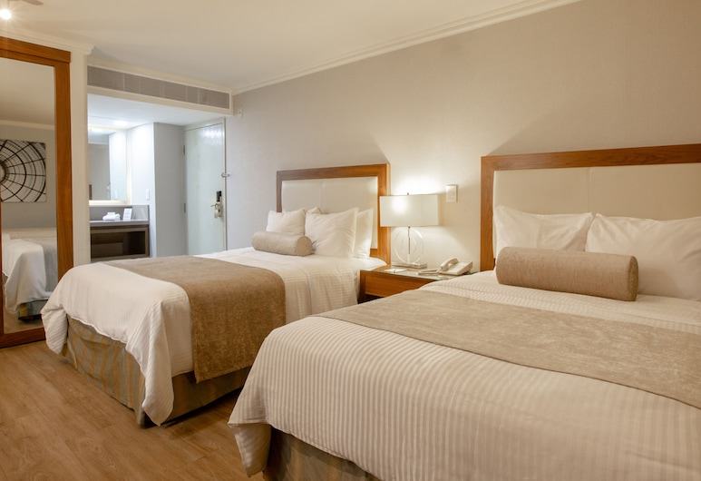 Antaris Cintermex, Monterrey, Standard Room (Luxor Doble), Guest Room