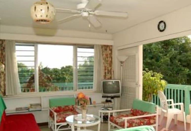 Walmer Lodge Apartments, Bridgetown, Apartmán, 1 spálňa, Obývacie priestory