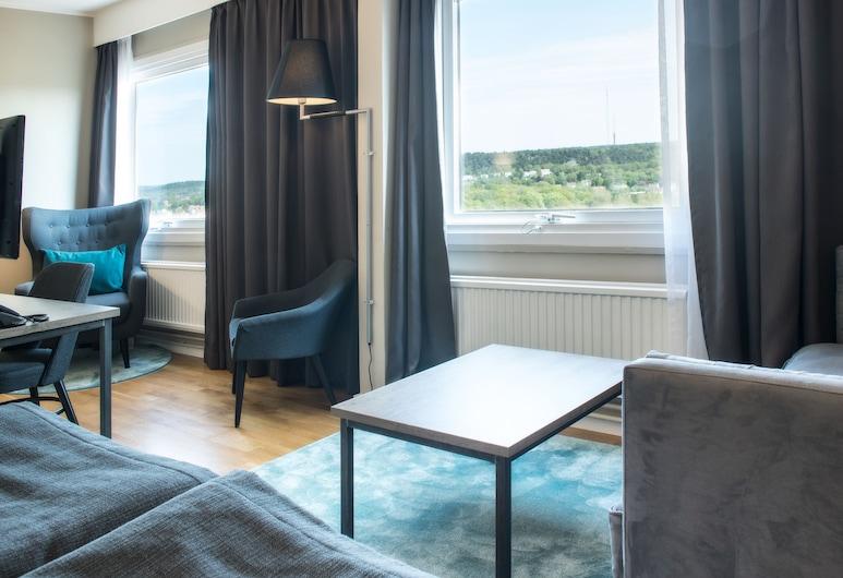 Quality Hotel Panorama, Göteborg, Dobbeltrom – superior, Gjesterom
