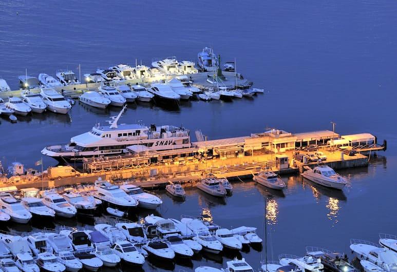 Hotel Paradiso, BW Signature Collection by Best Western, Napoli, Standard rom, 1 queensize-seng, ikke-røyk, utsikt mot sjø, Gjesterom