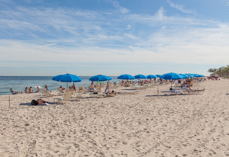 Sonesta Fort Lauderdale Beach, Fort Lauderdale, Strand