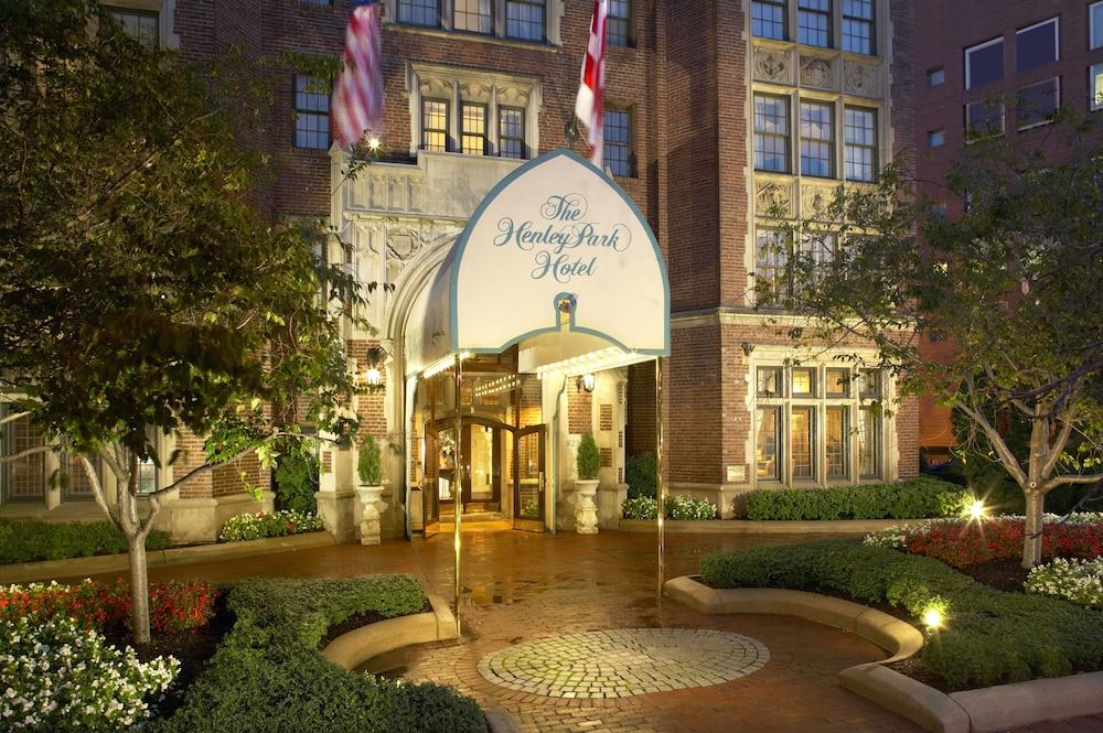 亨利公園酒店, Washington