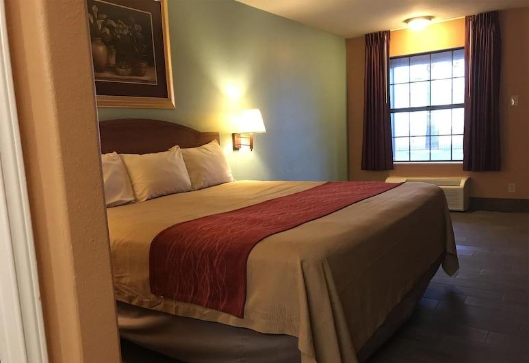 拉雷多天空宮殿套房旅館, 拉雷多, 奢華客房, 1 張特大雙人床, 無障礙, 非吸煙房, 客房