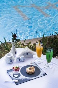 Fotografia do El Minzah Hotel em Tânger