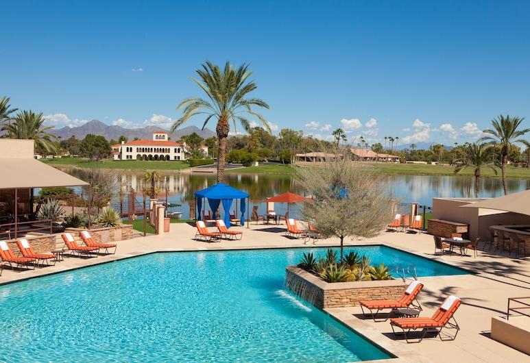 The McCormick Scottsdale, Scottsdale, Piscina externa