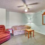 Apartament typu Junior Suite, dla palących - Powierzchnia mieszkalna