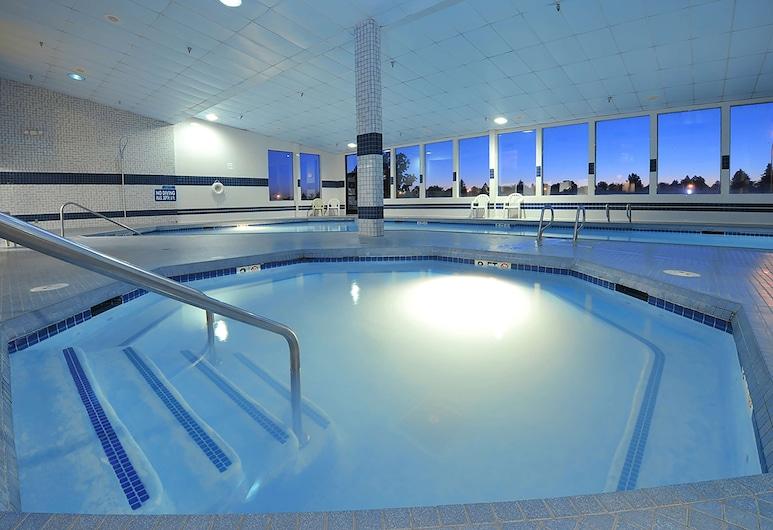Shilo Inn Suites Hotel - Idaho Falls, Idaho Falls, Εσωτερική πισίνα