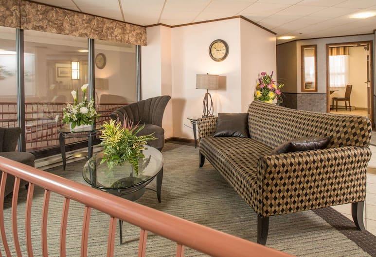 The Voyager Inn, Anchorage, Pokoj
