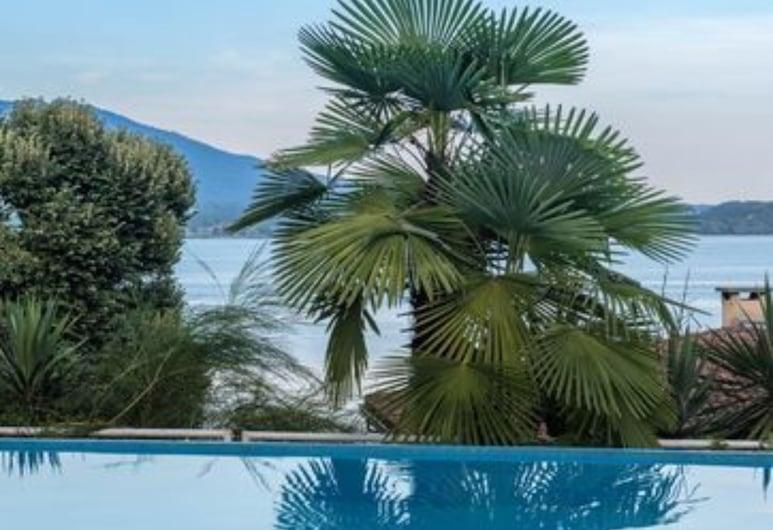 SHG Hotel Villa Carlotta, Belgirate, Pláž