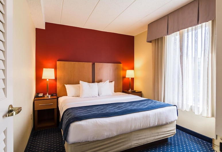 Comfort Inn at Joint Base Andrews, Clinton, Phòng