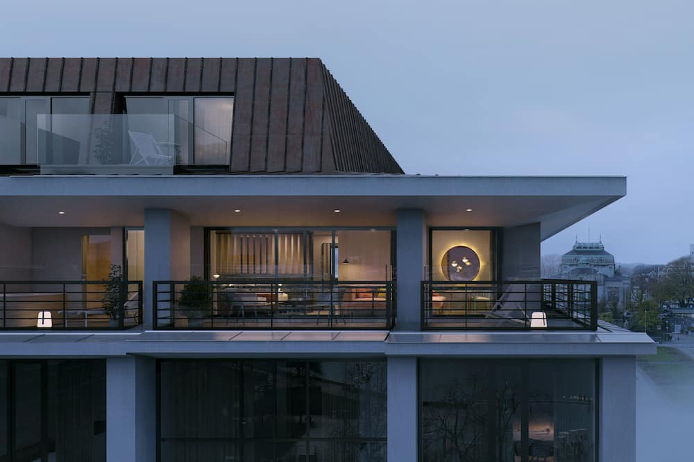Suite - Terasa/trijem