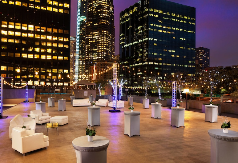 The Westin Bonaventure Hotel and Suites, Los Angeles, Los Angeles, Terrazza/Patio