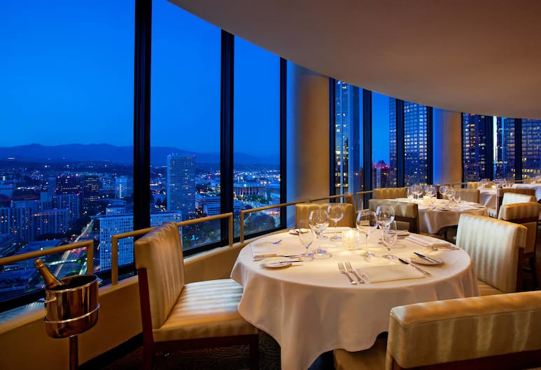 The Westin Bonaventure Hotel and Suites, Los Angeles, Los Angeles, Restoran