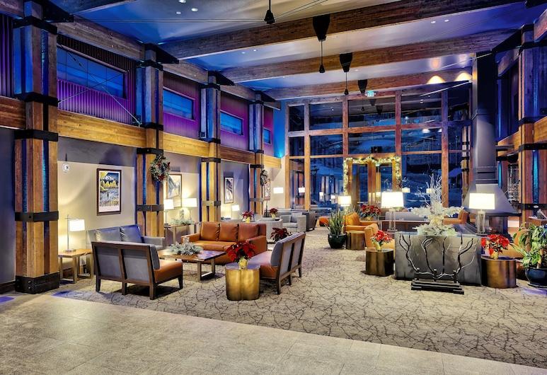 Inn at Aspen, Аспен, Вхід у приміщення