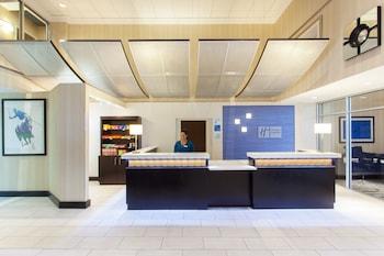 Selline näeb välja Holiday Inn Express Hotel and Suites Laurel, Laurel