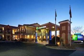 Selline näeb välja Holiday Inn Express I40 and Eubank, Albuquerque