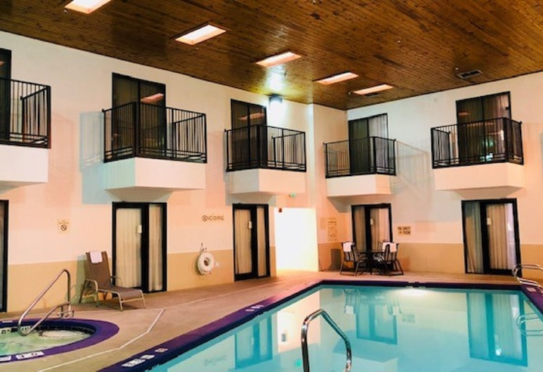 SureStay Plus Hotel by Best Western Albuquerque I40 Eubanks, Albuquerque, Sisebassein