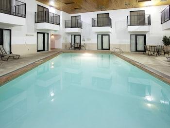 Selline näeb välja SureStay Plus Hotel by Best Western Albuquerque I40 Eubanks, Albuquerque