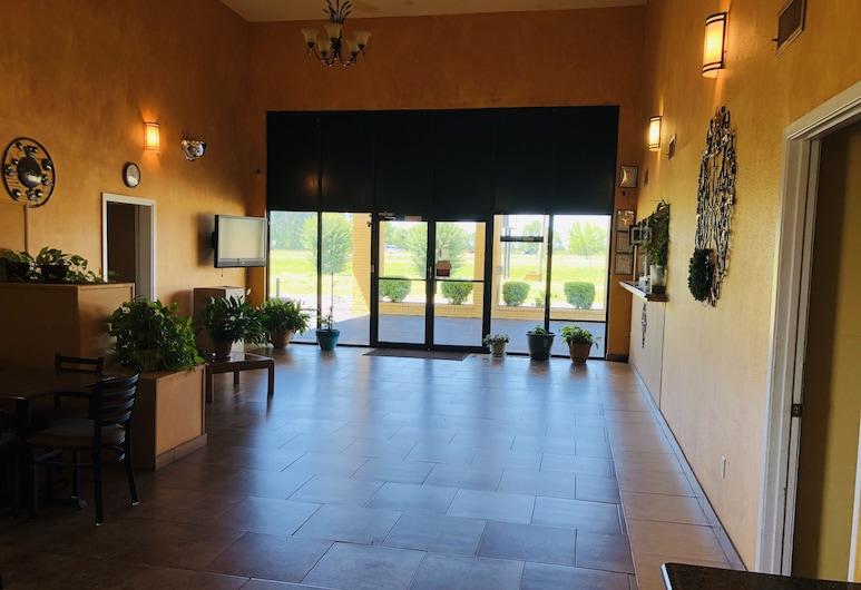 Executive Inn & Suites, Prescott, Lobby