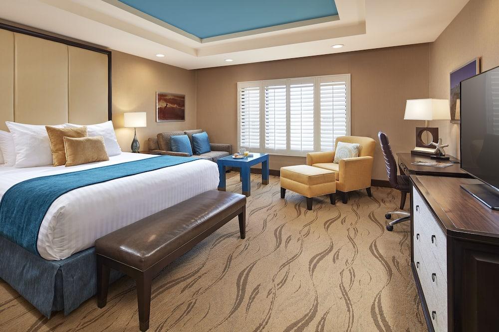 Superior Δωμάτιο, 1 King Κρεβάτι, Πρόσβαση για Άτομα με Αναπηρία - Περιοχή καθιστικού