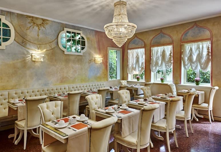 Gardena Hotel, Venice, Breakfast Area
