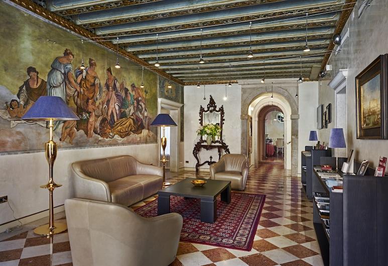 加迪納酒店, 威尼斯, 大堂閒坐區
