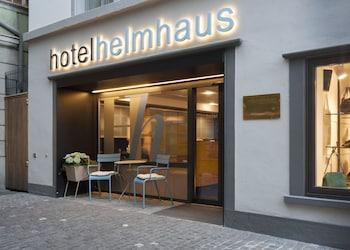 Nuotrauka: Helmhaus Swiss Quality Hotel, Ciurichas
