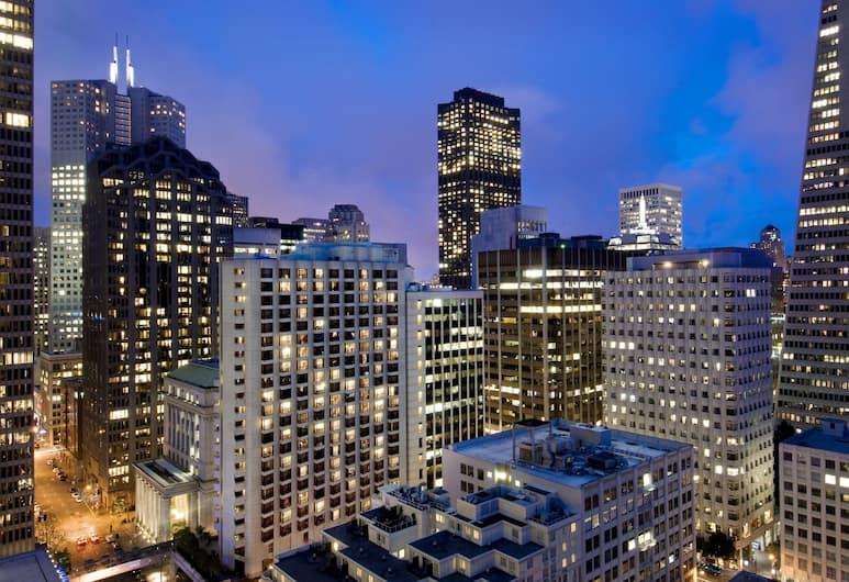 Le Meridien San Francisco, San Francisco, Room, 2 Double Beds, Accessible, Guest Room View