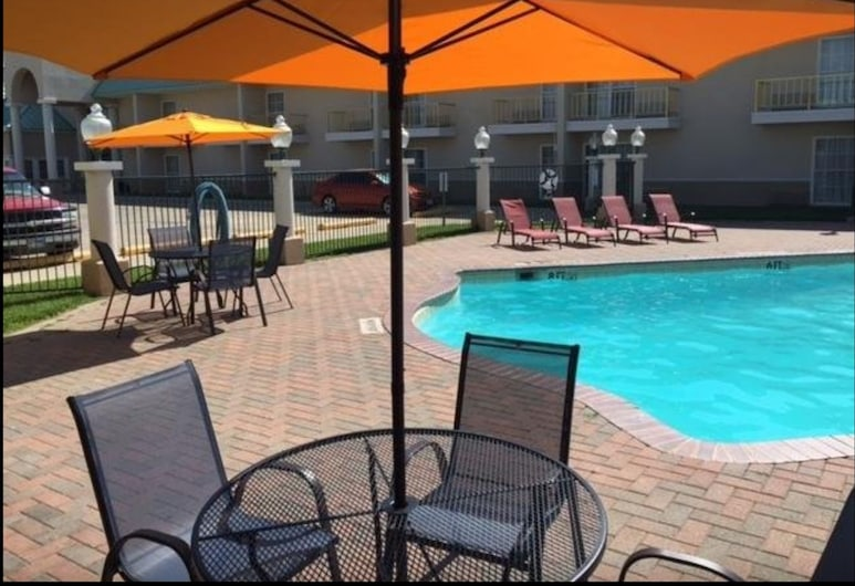 Extend-a-Suites Amarillo West, Amarillo, Pool