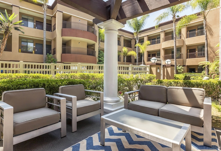 Quality Suites San Diego SeaWorld Area, San Diego, Terras