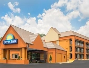Foto do Days Inn Knoxville East em Knoxville