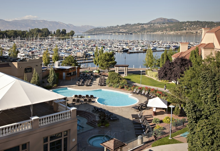 Delta Hotels by Marriott Grand Okanagan Resort, Kelowna, Exercise/Lap Pool