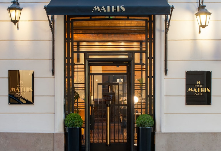 Hôtel Mathis, Paris