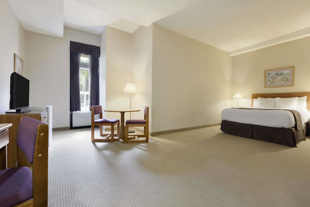 ห้องพัก, เตียงควีนไซส์ 1 เตียง, พร้อมสิ่งอำนวยความสะดวกสำหรับผู้พิการ - ห้องพัก