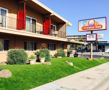 Santa Cruz bölgesindeki Oceana Inn resmi