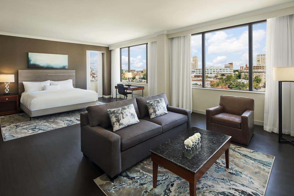 開放式客房, 1 張特大雙人床, 非吸煙房 - 客房
