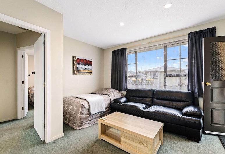 Econo Lodge Canterbury Court, Christchurch, Phòng Suite, 2 phòng ngủ, Quang cảnh phòng