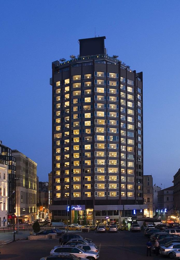 Book the marmara pera in istanbul for Istanbul taksim hotels