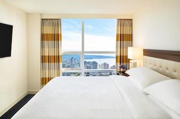 Hotell med handikappanpassade rum i Vancouver
