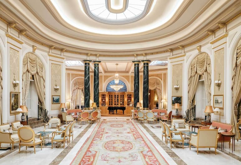El Palace, Barcelona, Lobby Sitting Area